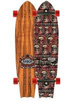 ARBOR Bat Tail Koa Complete Board 2012 koa
