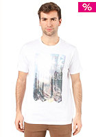 ARMEDANGELS James Greenish Village S/S T-Shirt white