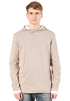 ARMEDANGELS John Hooded Sweat light brown