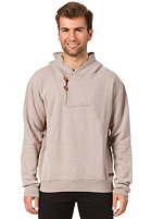 ARMEDANGELS Spencer Hooded Sweat nougat melange