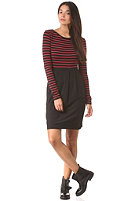 ARMEDANGELS Womens Elise Stripes red