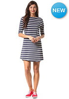 ARMEDANGELS Womens Jil Stripes navy