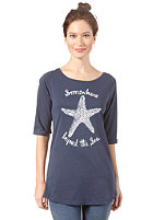 ARMEDANGELS Womens June somewhere Longsleeve washed blue