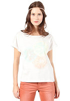 ARMEDANGELS Womens Lana Lemon S/S T-Shirt off white