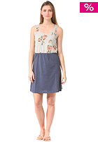 Womens Mia Flowers Dress grey melange