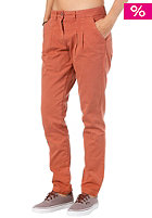 ARMEDANGELS Womens Pat Pant copper red