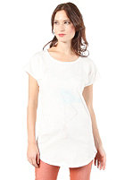 ARMEDANGELS Womens Scarlett Flamingo S/S T-Shirt off white