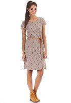 ARMEDANGELS Womens Sofia Dragonfly Dress nougat melange