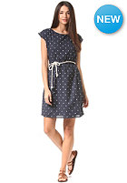 ARMEDANGELS Womens Valetta Dots Dress washed blue