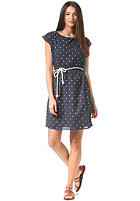 ARMEDANGELS Womens Valetta Dots washed blue
