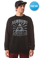 ASHBURY Darkside Of The Mushroom Crewneck black