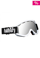 ASHBURY Kaleidoscope Goggle 2011 white