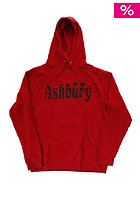 ASHBURY OG Hooded Sweat burgundy