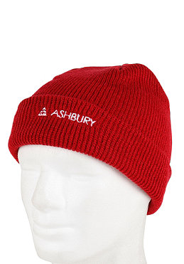 ASHBURY The OG Beanie red