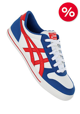 ASICS Aaron white/fiery red
