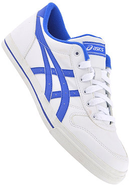 ASICS Aaron white/blue