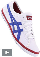 ASICS Biku CV white/blue