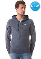 ASICS Full Hooded Zip Sweat insignia heather