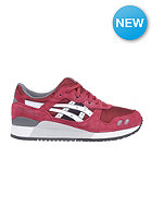 ASICS Gel Lyte III burgundy/white