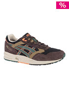 ASICS Gel-Saga black/dark green