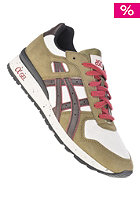ASICS GT II olive/dark brown
