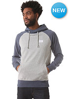 ASICS Hooded Sweat insignia heather