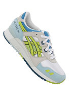 ASICS LADY GEL-LYTE III WHITE/LIME