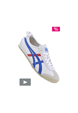 ASICS Mexico 66 white/blue/red