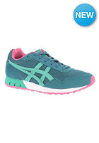 ASICS Womens Curreo shaded spruce/emerald