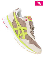 ASICS Womens Harandia light brown/lime