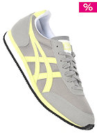 ASICS Womens Sakurada grey/lemon yellow