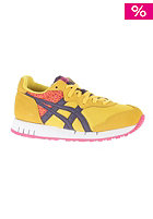 ASICS Womens X Caliber yellow/purple pennant