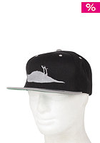 ATTICUS Atticus Snapback Cap light grey
