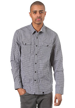 ATTICUS Checkmate Shirt black/white