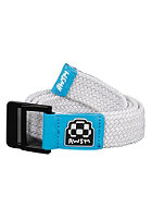 AWSM Nicole Belt white/cyan