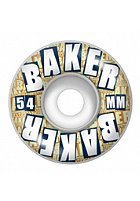 BAKER Blocks Set Wheels 54mm orange