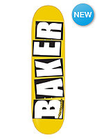 BAKER Deck Brand Logo 8.1 yellow/black