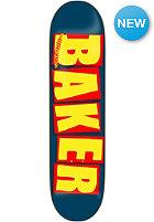 BAKER Deck Brand Logo 8.4 navy/yellow
