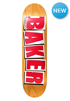 BAKER Deck Brand Logo Natural/Red 8.5 one colour