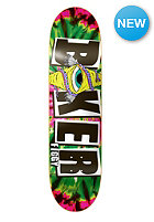 Deck Icon Figgy Tie Dye 8.2 one colour