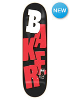 BAKER Deck Stacked 8.0 matte black/red