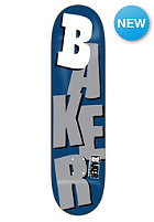 BAKER Deck Stacked 8.1 matte navy/silver