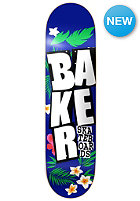 BAKER Deck Stacked Floral 8.1 blue/white