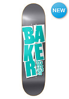 BAKER Deck Stacked Grey/Teal 8.0 one colour