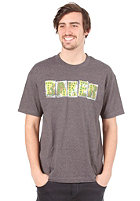 BAKER Stunnin Bake Junt S/S T-Shirt charcoal heather
