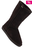 BEARPAW Womens Emma II Tall Boot chocolate