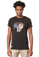 BEASTIN Always Beastin S/S T-Shirt black/royal blue