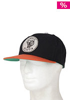 BEASTIN Always Beastin Snap Back Cap black/orange