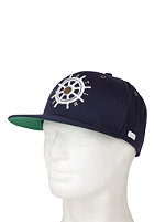 BEASTIN Bonafide Beasts Snap Back Cap deep navy/gold