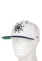 BEASTIN Bonafide Beasts Snap Back Cap white/deep navy/gold